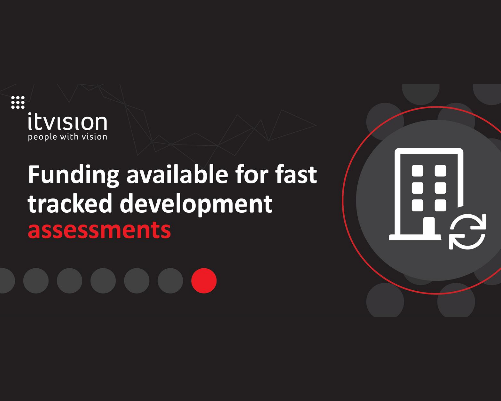 Funding available for fast tracked development assessments